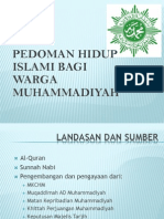 Pedoman Hidup Islami.ppt