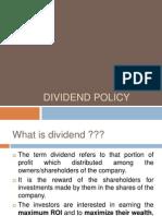 Dividend Decision.ppt