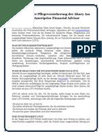 Verständnis der Pflegeversicherung der Abney Associates Ameriprise Financial Advisor