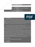 Contoh Proposal Turnamen Futsal