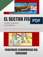 El Sector Fiscal