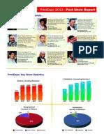 Printexpo 2013 Post Show Report