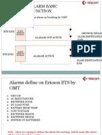 Alarms Ericsson Bts