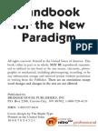 handbook of the new paradygm.pdf