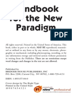 handbook of the new paradygm.pdf