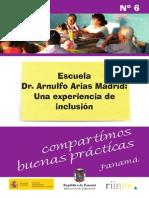 Experiencia de Educ de Inclusion