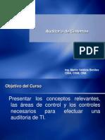 Tema 1 - S1 - El Proceso de Auditoria de Sistemas de Informacion