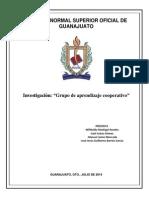 Síntesis Investigación e indagación del grupo de aprendizaje cooperativo..docx