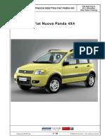 Traccia Didattica Fiat Panda