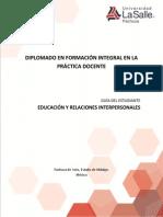 Guía Del Estudiante-Educacion y Relac Interpersonales