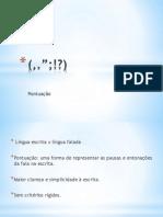 Pontuação (2)
