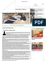 An Afghanistan Endgame Climax