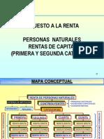 1 RENTA P. NAT. 1ra y 2da Categoría
