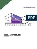 3 8086 Microprocessor