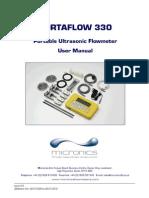 PF330 English User Manual Issue