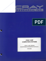 Cray X-MP Series Mainframe Reference Manual HR-0032