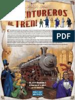 ¿Aventureros Al Tren! - Manual de Instrucciones