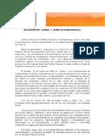 ADJUDICACION  CORRAL Y JAÑEZ EN CAMPONARAYA