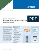 PQS PFC Components PB