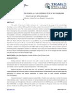 Information Systems - IJISMRD - Reasons of Banking Fraud - Sukanya Kandu