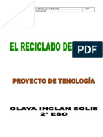Papel Reciclado