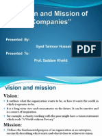 visionandmissionofcompanies1-130329103935-phpapp02