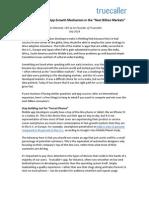 "Understanding the App Growth Mechanism in the ""Next Billion Markets"""