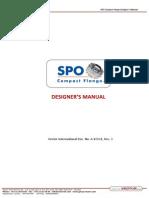 SPO Designers Manual