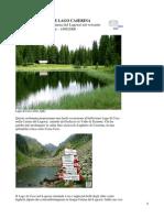 Lago Di Cece e Lago Caserina