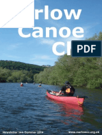 Summer Newsletter from Marlow Canoe Club.MCC 144