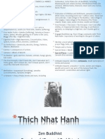 thich nhat hanh marketplace ppt