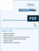 C++ Programming Slides from INFOSYS 04