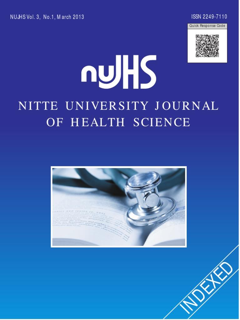 Nitte University Journal March 2013 Nursing Maternal Death U Mild 16 Batang