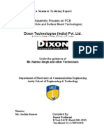 Dixon Technologies (I) Pvt. Ltd.