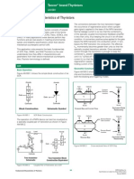 Littelfuse Thyristor Fundamental Characteristics of Thyristors Application Note.pdf