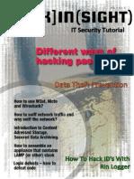 Different Ways of hacking passwords