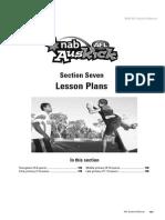 Auskick Lesson Plans - Age 5 to 6
