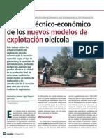 Analisis Tecnico Economico de Muevos Modelos de Explotacion Oleicola