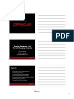 Tutorial3 Oracle Notes