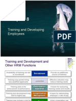 HRM Training&Development Ch8