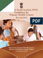 Primay Health Centres