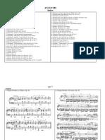 Analysis Pieces