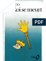 Eugène Ionesco - Le Roi Se Meurt