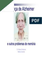 Doenca de Alzeheimer SNTI - Dr. Marcel Hiratsuka