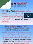 2SOU What is Health Vladislav i Nikola