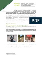 Canarias Con Mozambique ONG Carta Socios Memoria Anual 2013