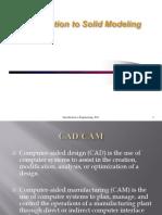 CAD intro