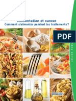 Alimentation Cancer