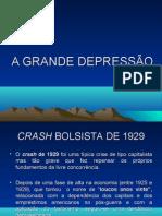 A Grande Depressao
