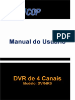 DVR4RS - Manual (Portuguese)